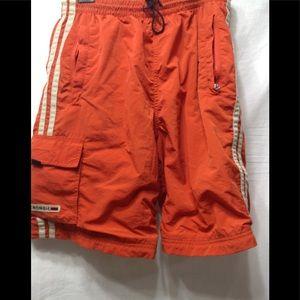 Men's sz Small ABERCROMBIE fully-lined swim trunks
